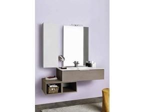 Mobile per il bagno Artigianale E4 a prezzi outlet