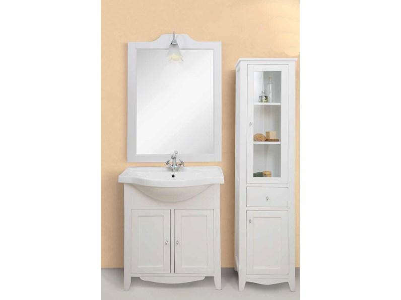 Mobile per il bagno artigianale venezia 75 con forte sconto - Arredo bagno venezia ...