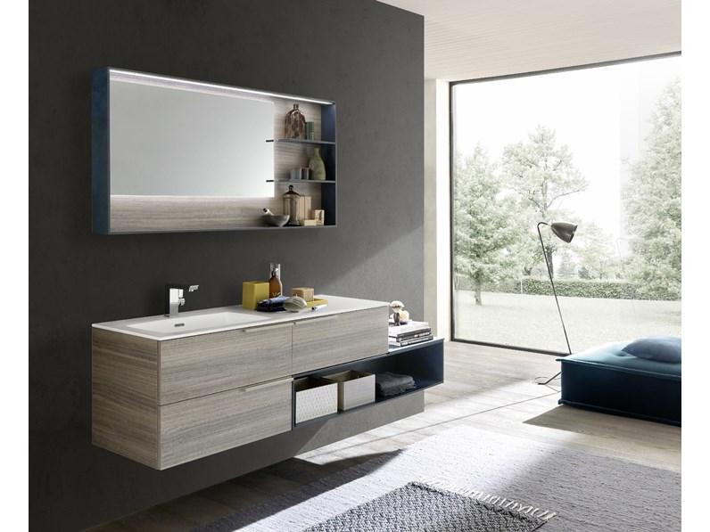 Mobile per il bagno azzurra bagni m system c006 con forte - Mobile bagno azzurra ...