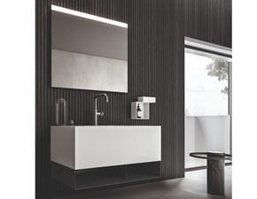 Mobile per il bagno Cerasa Nero lab in offerta