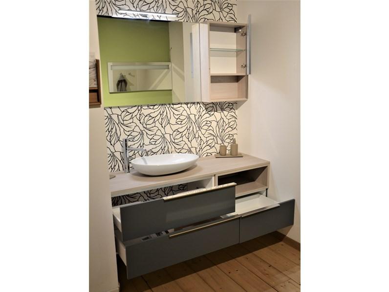 Mobile per il bagno edone kyros a prezzo outlet for Prezzo mobile bagno