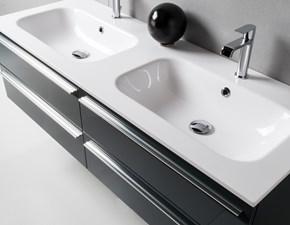 Mobile per il bagno Euro bagno Doppio cm 142 con forte sconto