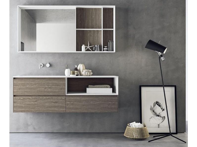 Mobile per il bagno nov bagni calix a08 in offerta for Mobile per il bagno