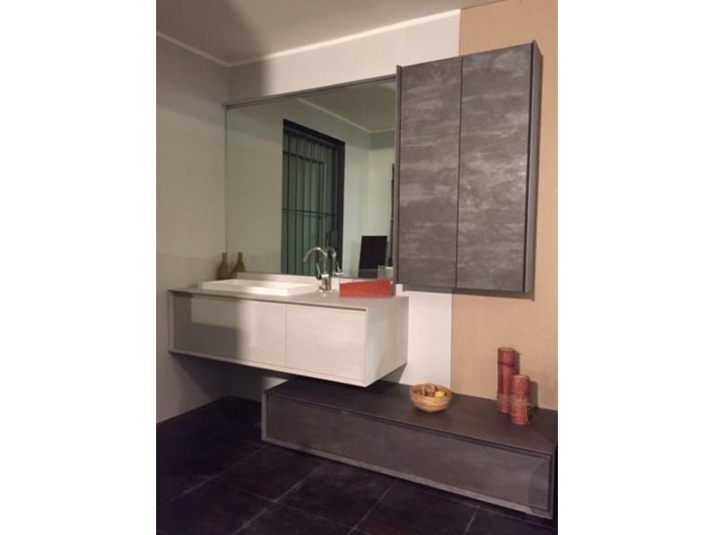 Mobile per il bagno punto tre modulatre con forte sconto - Punto tre mobili bagno ...