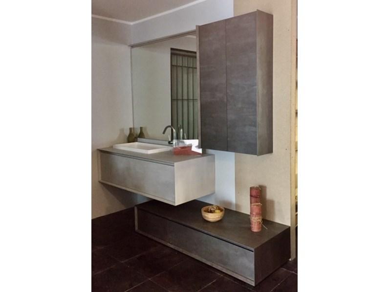 Mobile per il bagno Punto tre Modulatre con forte sconto