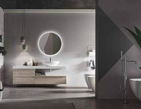 Mobile per la sala da bagno Arcom Ely 75 a prezzo Outlet