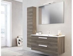 Mobile per la sala da bagno Artigianale 10 in Offerta Outlet