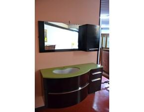 Mobile per la sala da bagno Artigianale B02 in Offerta Outlet