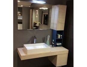 Mobile per la sala da bagno Artigianale Comp12 a prezzo scontato