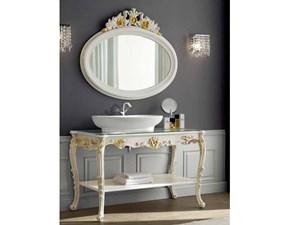 Mobile per la sala da bagno Artigianale Harry in Offerta Outlet