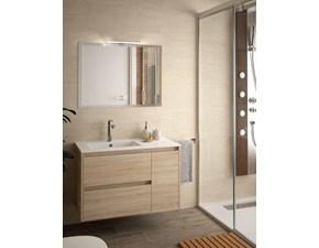 Mobile per la sala da bagno Artigianale Mobile bagno low cost 2 cassetti e 1 anta a prezzo scontato
