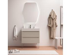 Mobile per la sala da bagno Artigianale Monter 80 opaco a prezzo scontato