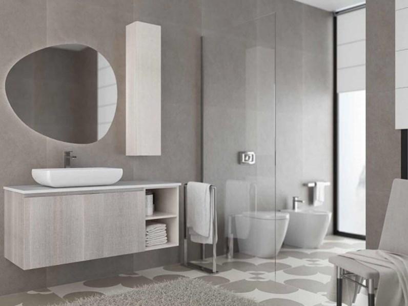 Mobile per la sala da bagno Artigianale New smart 3 a prezzo Outlet