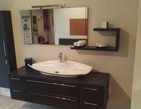 Mobile per la sala da bagno Artigianale Osaka zebrano a prezzo scontato