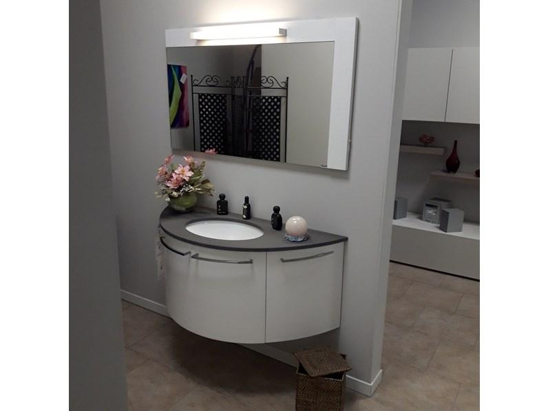 Mobile per la sala da bagno Azzurra bagni Metropolis giotto a prezzo  scontato