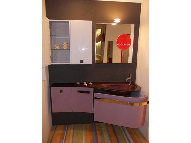 Mobili Bagno Birex.Mobile Per La Sala Da Bagno Birex Versa A Prezzo Outlet