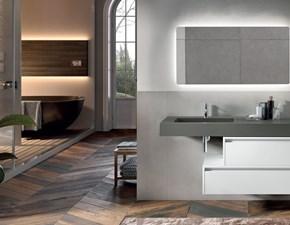 Mobile per la sala da bagno Capodarte Riva a prezzo Outlet