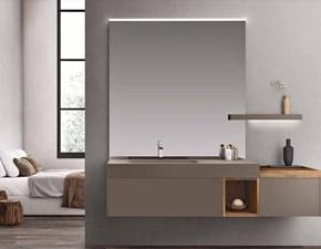 Mobile per la sala da bagno Cerasa Carta/segno in Offerta Outlet