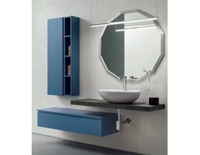Mobile per la sala da bagno Compab Bg018 in Offerta Outlet