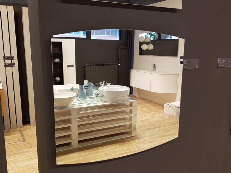 Mobile Specchio Da Bagno.Mobile Per La Sala Da Bagno Falper Specchio A Prezzo Scontato