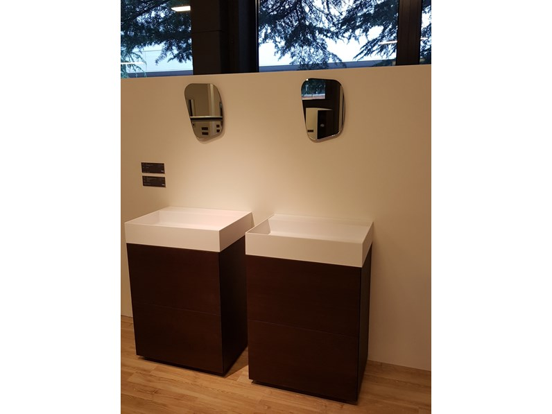 Mobile Specchio Da Bagno.Mobile Per La Sala Da Bagno Falper Specchio Coco A Prezzo Outlet