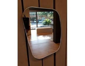Mobile per la sala da bagno Falper Specchio cocò a prezzo Outlet