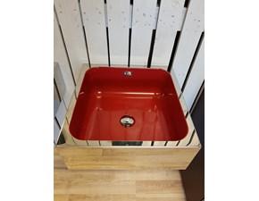 Mobile per la sala da bagno Falper Steel a prezzo Outlet