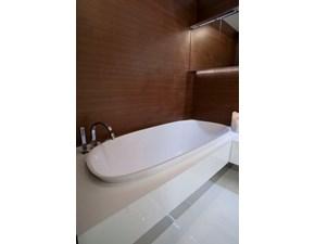 Mobile per la sala da bagno Falper Vasca level 45 semincasso a prezzo Outlet