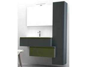 Mobile per la sala da bagno  Happy a prezzo Outlet