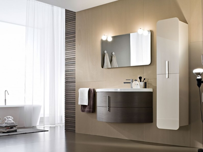 Mobili Da Bagno Idea.Mobile Per La Sala Da Bagno Idea Group Moon A Prezzo Outlet