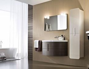 Mobile per la sala da bagno Idea group Moon a prezzo Outlet
