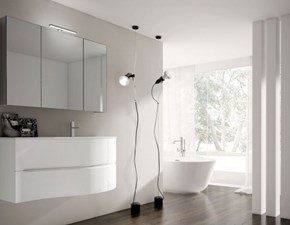 Mobile per la sala da bagno Idea group Smyle a prezzo Outlet