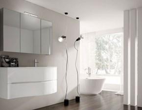 Mobile per la sala da bagno Idea group Smyle a prezzo Outlet