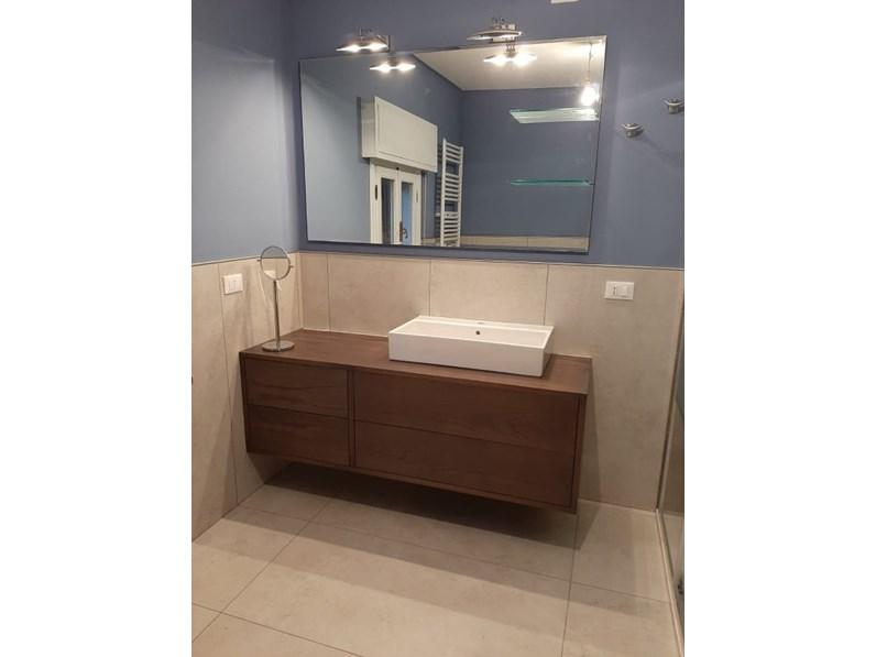 Mobile per la sala da bagno mirandola mobile bagno sospeso for Sala da bagno design
