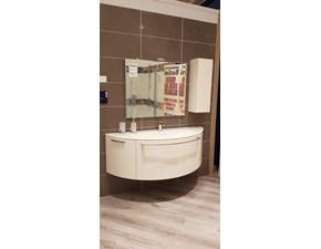 Mobile per la sala da bagno Scavolini Aquo a prezzo Outlet