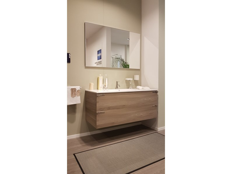 Mobile per la sala da bagno Scavolini bathrooms Aquo a prezzo Outlet