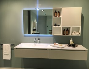 Mobile per la sala da bagno Scavolini bathrooms Idro a prezzo Outlet