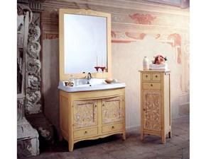 Mobile per la sala da bagno Tiferno Dora - 9153 a prezzo Outlet