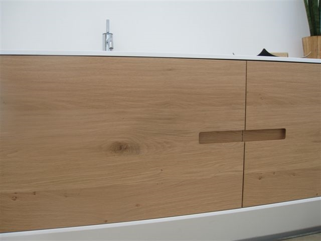 Mobili In Rovere Naturale. Elegant Cucina Rovere Naturale With ...