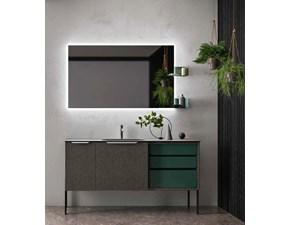 Mobili bagno a terra design #cecb01520 Cerasa: mobile da bagno A PREZZI OUTLET