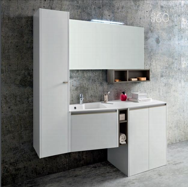 prezzi arredo bagno lavanderia in offerta - Arredo Bagno Coprilavatrice
