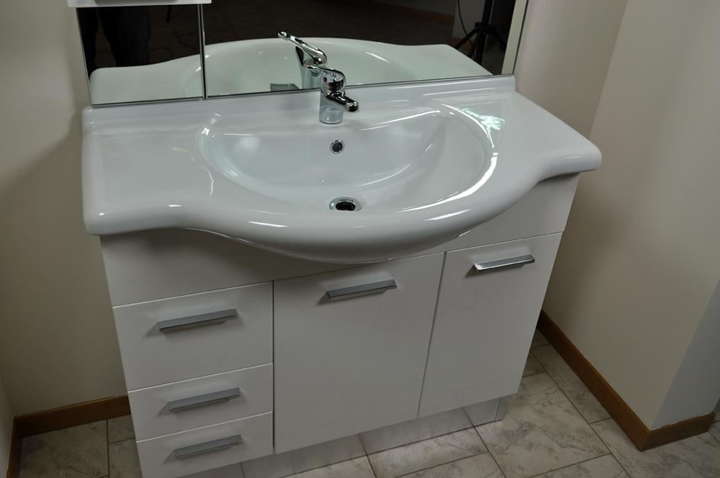 Monoblocco arredo bagno novello super scontato arredo bagno a prezzi scontati - Novello mobili bagno ...