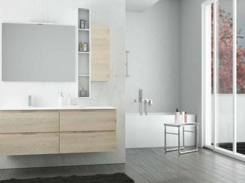 New Smart 4 Artigianale Mobile Da Bagno A PREZZI OUTLET