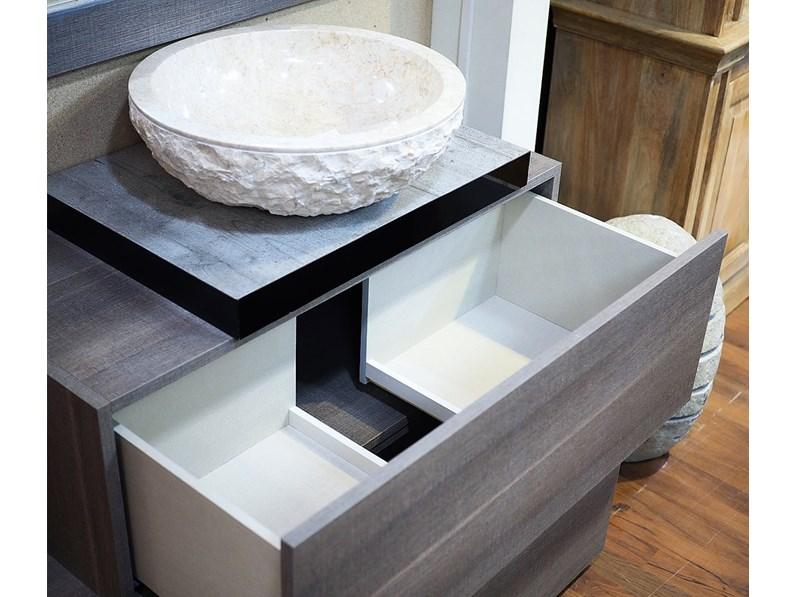 Nuovi mondi cucine composizione arredo bagno 2 cassettoni design