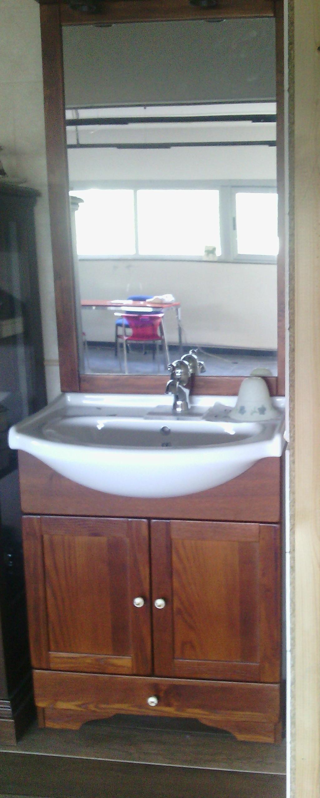 Offerta mobile bagno in arte povera arredo bagno a - Arredamento bagno arte povera ...