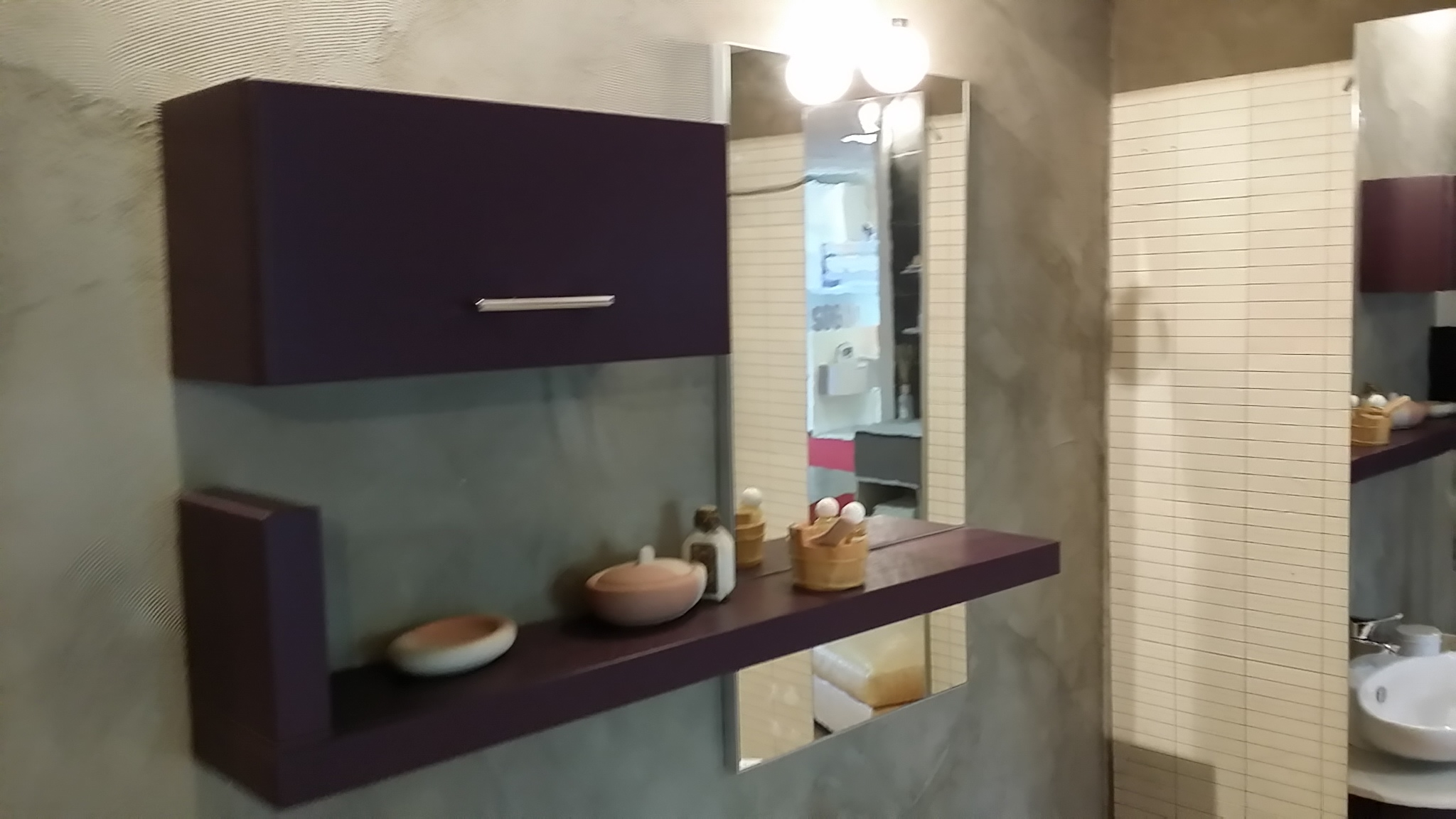 Arredo bagno vicenza outlet design casa creativa e for Outlet arredo