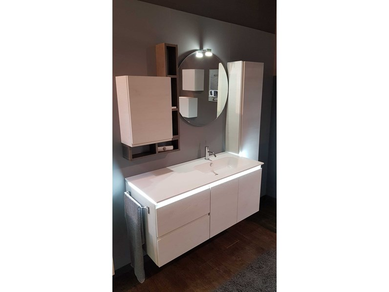 Outlet mobile bagno compab a como for Outlet mobile