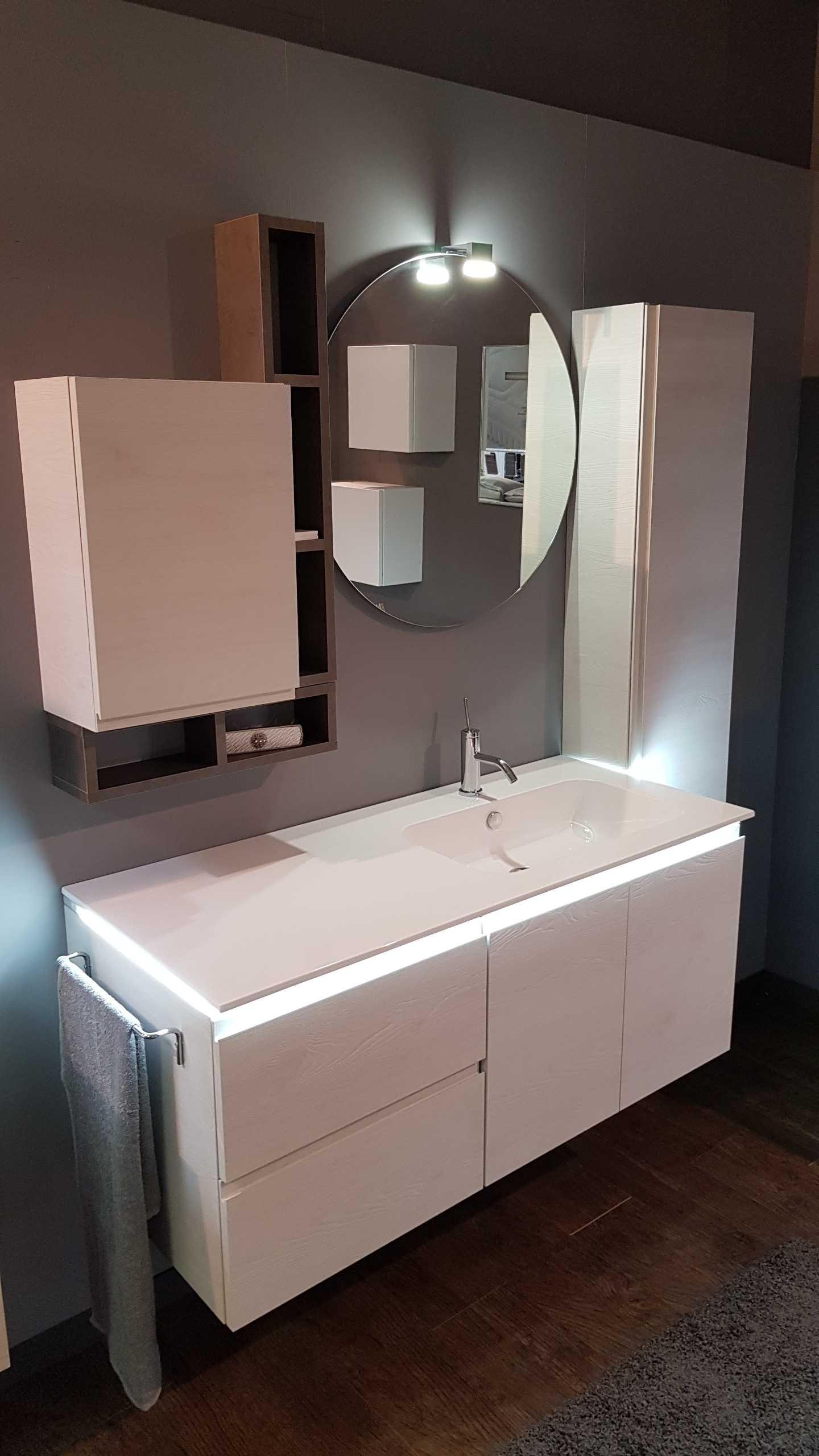 Outlet mobile bagno compab a como arredo bagno a prezzi for Regalo materassi usati
