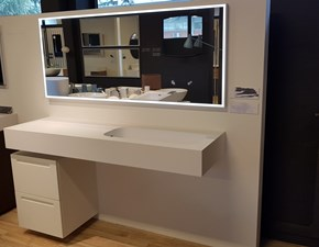 Piano integrato con lavabo Falper: mobile da bagno A PREZZI OUTLET