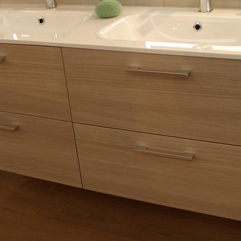 Promozione mobile bagno con doppio lavabo arredo bagno a - Arredo bagno doppio lavabo ...